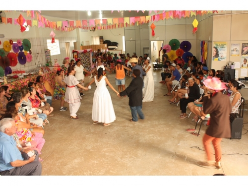 Festa Junina no CRAS