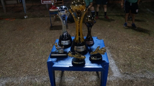 Final do Campeonato Municipal de Futebol Society
